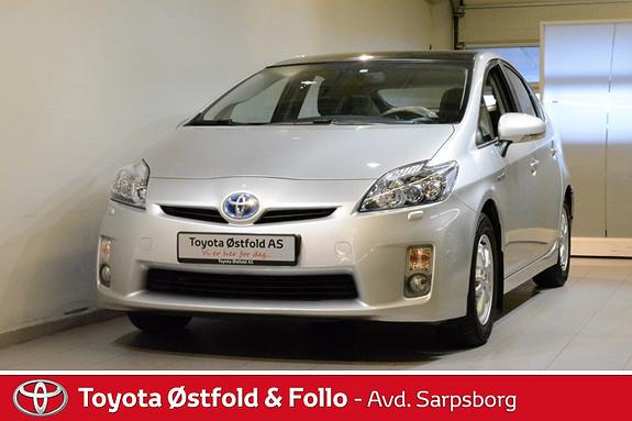 Toyota Prius 1,8 VVT-i Hybrid Executive , SOLCELLETAK/TAKLUKE/NAVIGASJON M.M,  2009, 66200 km, kr 158000,-