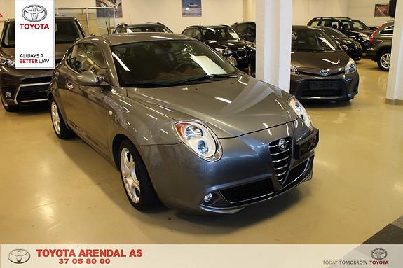 Alfa Romeo MiTo 1,4 Benzina 105HK Sportpack Kampanje Lav km, 1 eier, meget pen bil må sees  2013, 31700 km, kr 129000,-