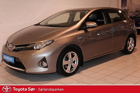 Toyota Auris 1,8 Hybrid E-CVT Active GRATIS FRAKT OG LEVERING!  2013, 41000 km, kr 209000,-