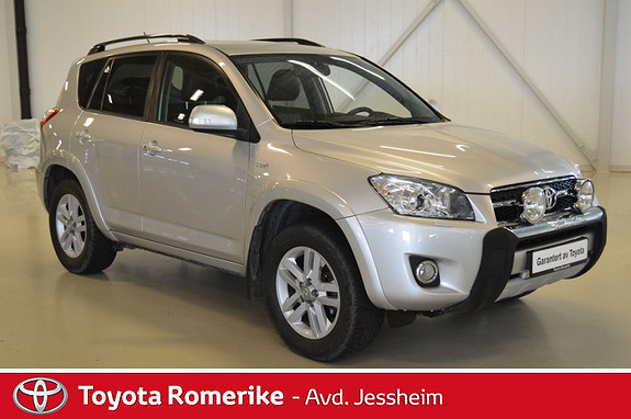 Toyota RAV4 2,2 D-CAT AT X  2009, 95 500 km, kr 244 900,-