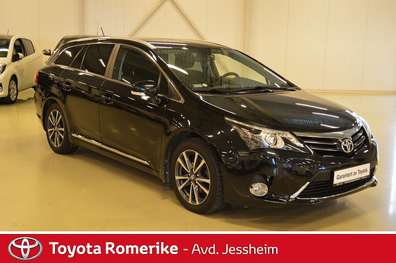 Toyota Avensis 2,0 D-4D 124hk Advance in Business Xenon AFS  2012, 91 900 km, kr 199 000,-