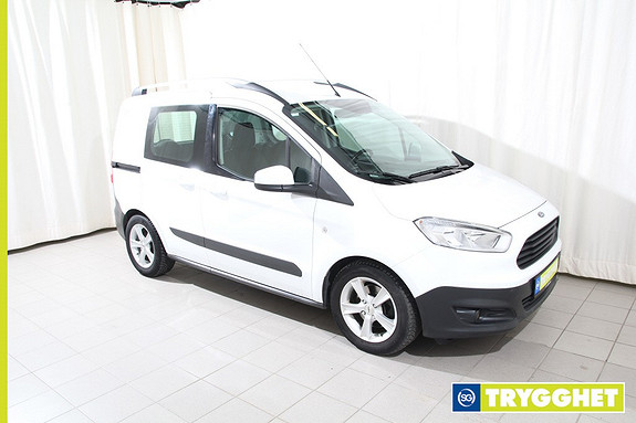 Ford Transit Courier 1,0 Ecoboost 100hk Ambiente Garanti/Lav KM
