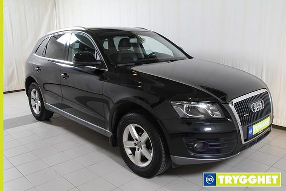 Audi Q5 2,0 TDI 170 hk quattro S tronic drive select demperreg,bluetooth,krok,ryggesensorer