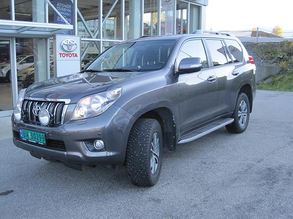 Toyota Land Cruiser VX varebil  2010, 101000 km, kr 349000,-