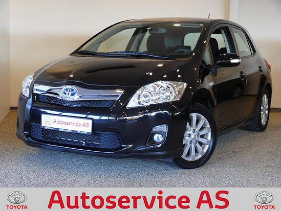 Toyota Auris 1,8 Hybrid Executive HSD  2011, 59000 km, kr 189000,-