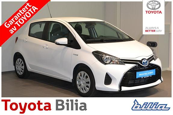 Toyota Yaris 1,5 Hybrid Active  2015, 29589 km, kr 189000,-