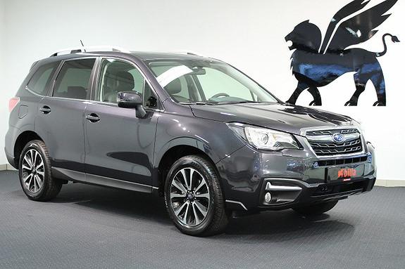 Subaru Forester 2.0i Aut. Premium Navi KAMPANJE  2016, 15 km, kr 448750,-