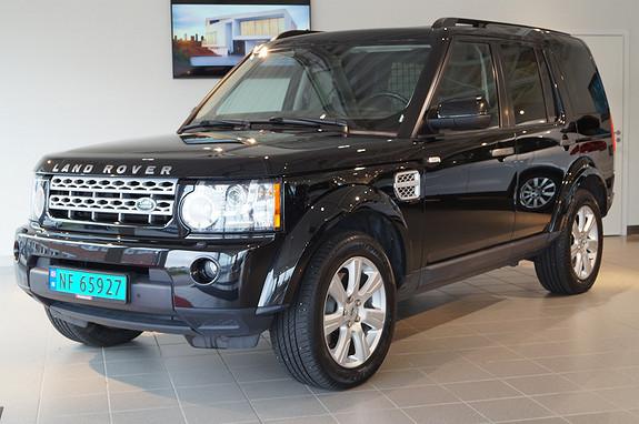 Land Rover Discovery SDV6 256hk Varebil HSE  2013, 88000 km, kr 469000,-