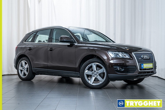 Audi Q5 2,0 TDI 170 hk quattro S tronic DAB,Alcantara,Tilhengerfeste,Parkeringsystem, El.luke++