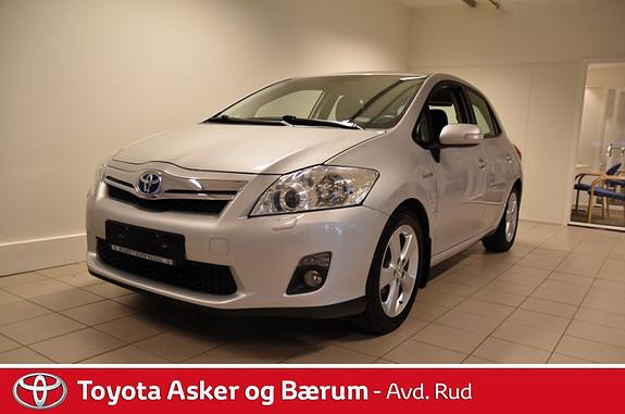 Toyota Auris 1,8 Hybrid Advance HSD  2010, 79000 km, kr 145000,-
