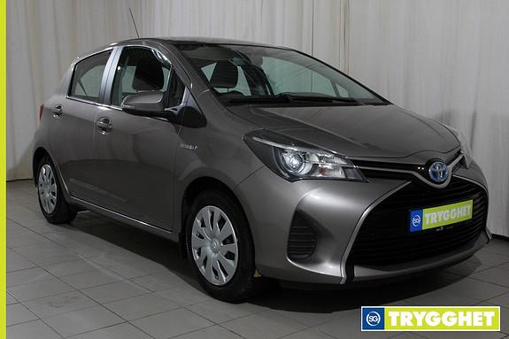 Toyota Yaris 1,5 Hybrid Active Navi,ryggekamera,dab radio