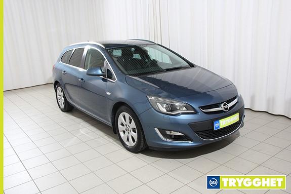 Opel Astra 1,7 CDTi 110hk Sports Tourer Premium stv.