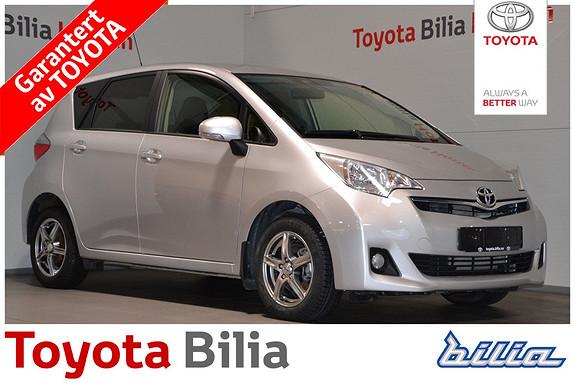 Toyota Verso-S 1,33 Dynamic  2014, 58703 km, kr 175000,-