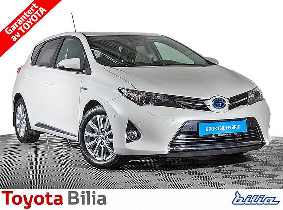 Toyota Auris 1,8 Hybrid E-CVT Executive  2013, 26092 km, kr 229900,-