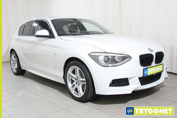 BMW 1-serie 118d xDrive 143hk Advantage Edition M sport