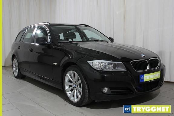 BMW 3-serie 316d Touring Advantage Sportstoler i delskinn
