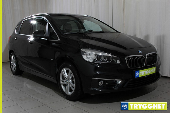 BMW 2-serie 220d xDrive Coup� 163hk aut Navi,dab+,skinn,panorama,led lys