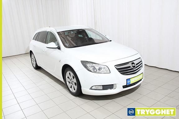 Opel Insignia 2,0 CDTi 160hk AWD Aut Cosmo Sportstourer OPC LineS, Stv.