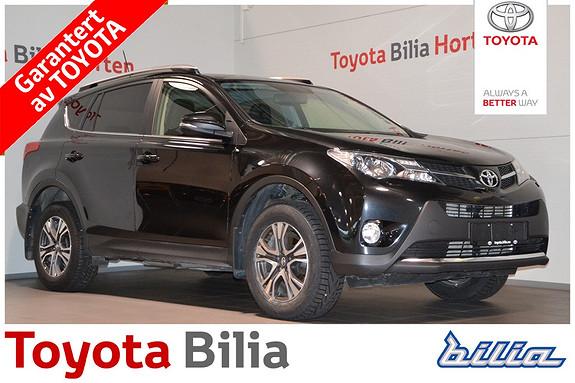 Toyota RAV4 2,0 4WD Active CVT  2014, 54238 km, kr 369000,-