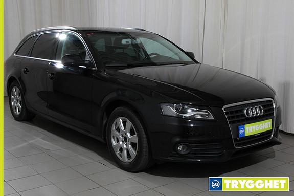 Audi A4 2,0 TDI 120 hk Avant. Navigasjon