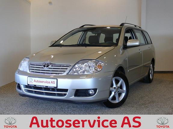 Toyota Corolla 1,4 Sol  2006, 77000 km, kr 99000,-