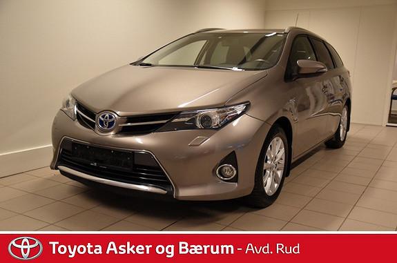 Toyota Auris 1,8 Hybrid E-CVT Executive  2015, 59200 km, kr 249000,-