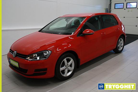 Volkswagen Golf 1,2 TSI 85hk Trendline ,Klima,DAB+,tlf,parksensorer,m�rke ruter,8 alufelger,