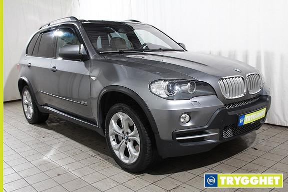BMW X5 3.0sd 286hk-Norsk-Komf.seter-softclose-r.kam-nav-solt-ad.x-4soneklima-ad.drive-act.steer