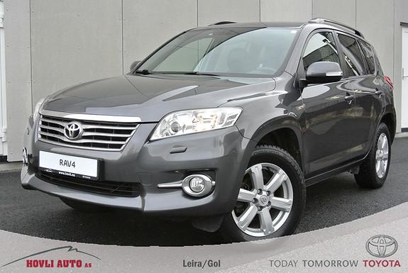 Toyota RAV4 2,2 D-4D Vanguard Executive DAB+ - Tectyl - H.feste - 2,95% rente - 1 år Garanti  2011, 141277 km, kr 259900,-