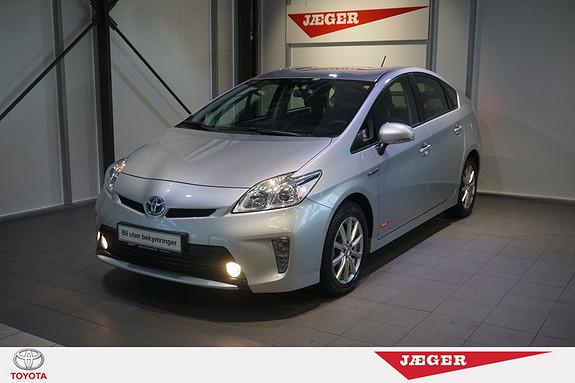 Toyota Prius 1,8 VVT-i Hybrid Comfort  2014, 13500 km, kr 225000,-