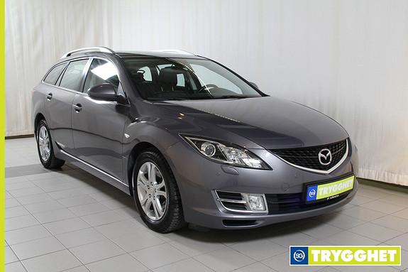 Mazda 6 2,2 D 125 hk Advance LAV KM/SKINN/EL. SETER