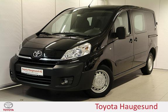 Toyota Proace 2,0 128hk L1H1 Varmeseter, aircondition, Bluetooth m.m.  2014, 61980 km, kr 169000,-