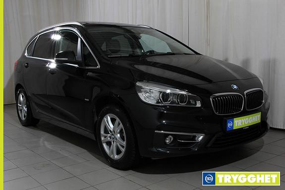 BMW 2-serie activ tourer Xdrive,automat,Navi,dab+,skinn,panorama,led lys