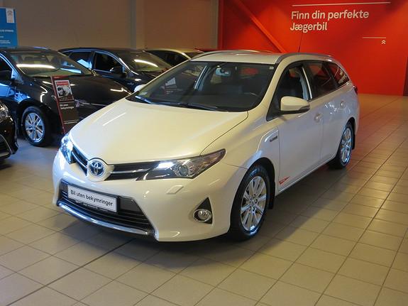 Toyota Auris Touring Sports 1,8 Hybrid Active  2014, 72500 km, kr 219000,-
