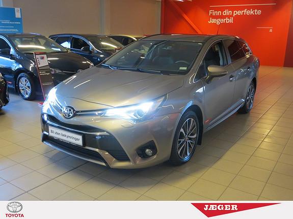 Toyota Avensis Touring Sports 1,6 D-4D Active M. Toyota Safety Sense  2015, 47000 km, kr 279000,-