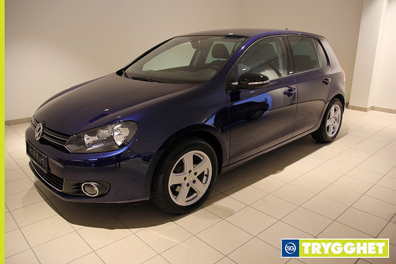 Volkswagen Golf 1,6 TDI 105hk Style BMT
