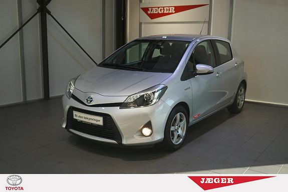 Toyota Yaris 1,5 Hybrid Active  2012, 84900 km, kr 149000,-