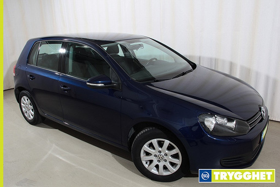 Volkswagen Golf 1,6 TDI 105hk Comfortline DSG