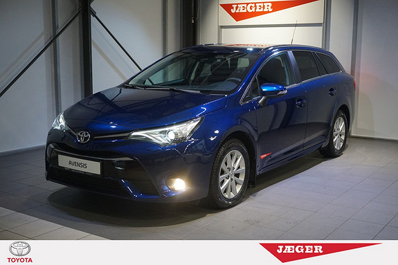 Toyota Avensis Touring Sports 1,8 Active M-drive 7S  2016, 8100 km, kr 329000,-