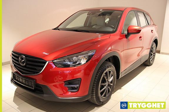 Mazda CX-5 2,2D 150hk Optimum AWD aut. Navi,Ryggekamera, BOSE,19