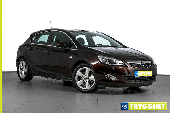 Opel Astra 1,7 CDTi 130hk Start/Stopp Sport BIXENON-SPORTSSETER-KLIMA-BLUETOOTH-CRUISE-17
