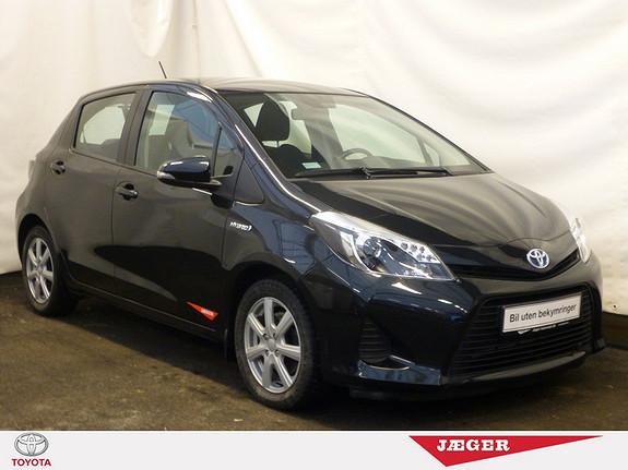 Toyota Yaris 1,5 Hybrid Active e-CVT  2013, 41263 km, kr 169000,-