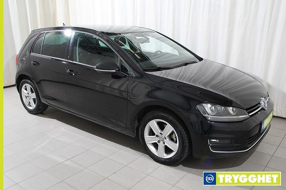 Volkswagen Golf 1,6 TDI 110hk Highline Sportsseter/Webasto/Hengerfeste+++