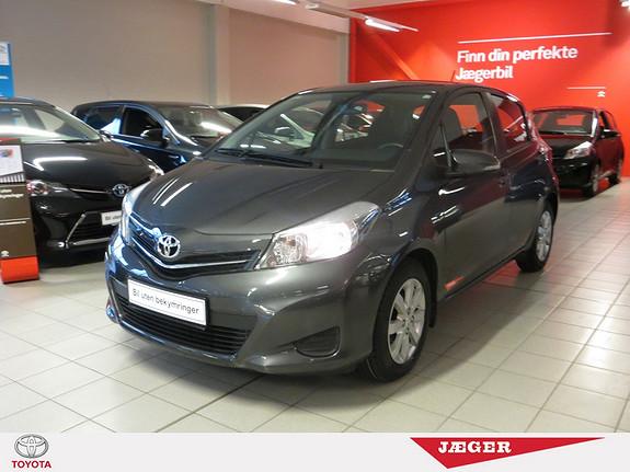 Toyota Yaris 1,0 Active  2013, 72000 km, kr 129000,-