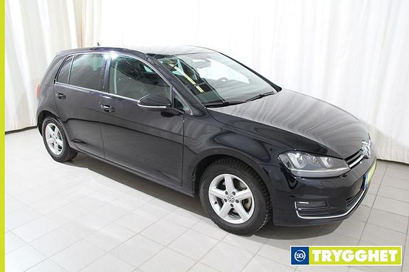 Volkswagen Golf 1,6 TDI 110hk Highline 4MOTION Webasto/Hengerfeste/4x4++++