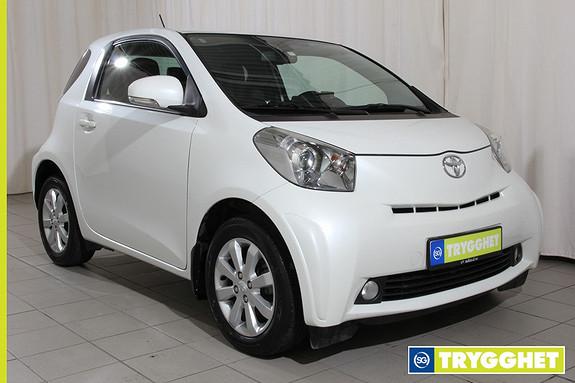 Toyota IQ 1,4 D-4D DPF DAB, Klima