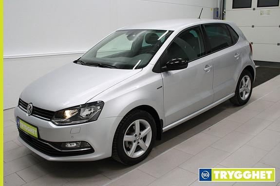 Volkswagen Polo 1,0 75hk Fresh ,Klima,cruise,DAB+,tlf,parksensorer,tåkelys,8 alufelger,