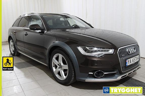 Audi A6 allroad quattro 3.0 TDI 204hk S tronic