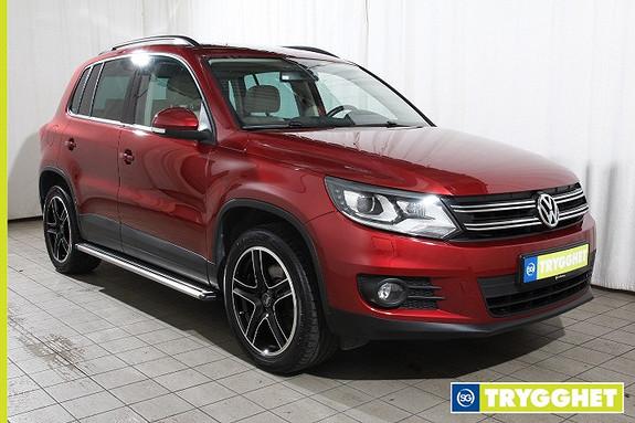 Volkswagen Tiguan 2,0 TDI 110hk 2WD Sport & Style BMT Skinn-El.Sete-Klima-Cruise-Stigtrinn-DAB