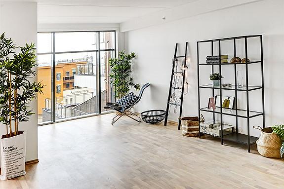 408 - Ågotnes - Romslig og vestvendt 3/4-roms leilighet med gode solforhold. Nytt bygg med solide kvaliteter.